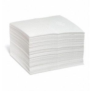 PIG® Oil-Only Mat Pads - Medium Weight