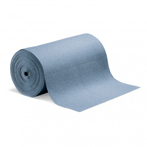 PIG BLUE® Absorbent Mat Rolls - Light Weight