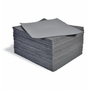 PIG® Poly-Back Universal Mat Pads - Heavy Weight