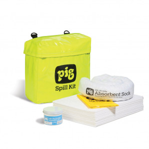 PIG® Oil-Only Fork Truck Spill Kit