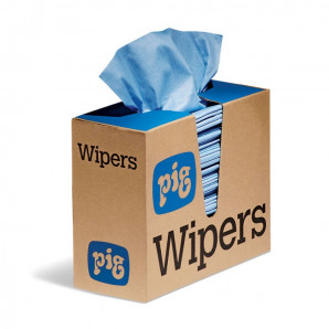 PIG® Heavy-Duty Maintenance Wipes