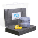 PIG® 30 L Universal Spill Kit in a Clip-Close Bag