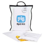 PIG® Oil-Only Clear Compact Spill Kit