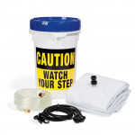 PIG® Roof Leak Diverter Bucket Kits